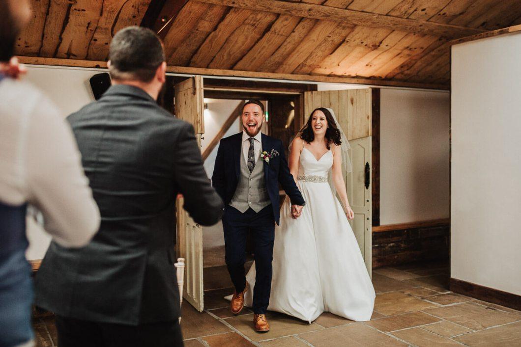 Epic Cheshire wedding photography