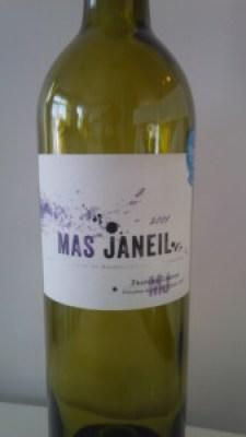 Mas Janeil 2009 Côtes du Roussillon-Village, France Wine Bottle