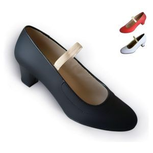 Zapato Flamenco Mod 547, Ball Pilmar