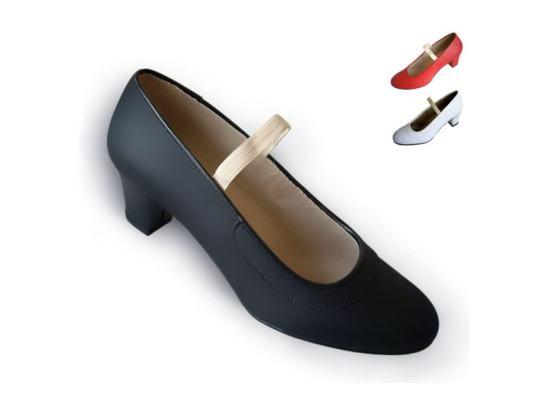Zapato Flamenco Mod 547, Ball Pilmar