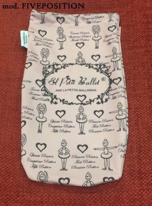 Bolsa puntas - BOZAPE - El Petit Ballet