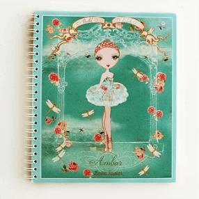 Libreta - PNET01 - Ballet Papier