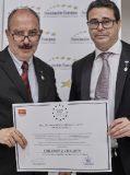 Medalla Europea al mérito en el trabajo 2017