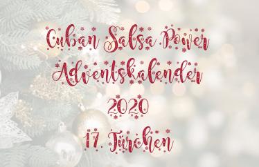 CSP Adventskalender 2020 – Türchen 17