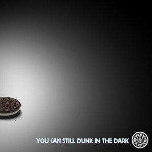 Oreo Super Bowl 2013 Dunk in the Dark tweet photo