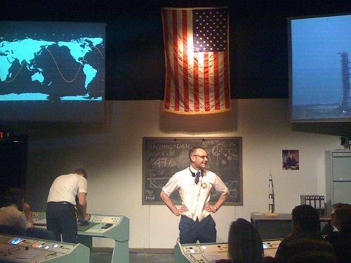 Apollo 13: Mission Control at Bats Theatre, Wellington, NZ