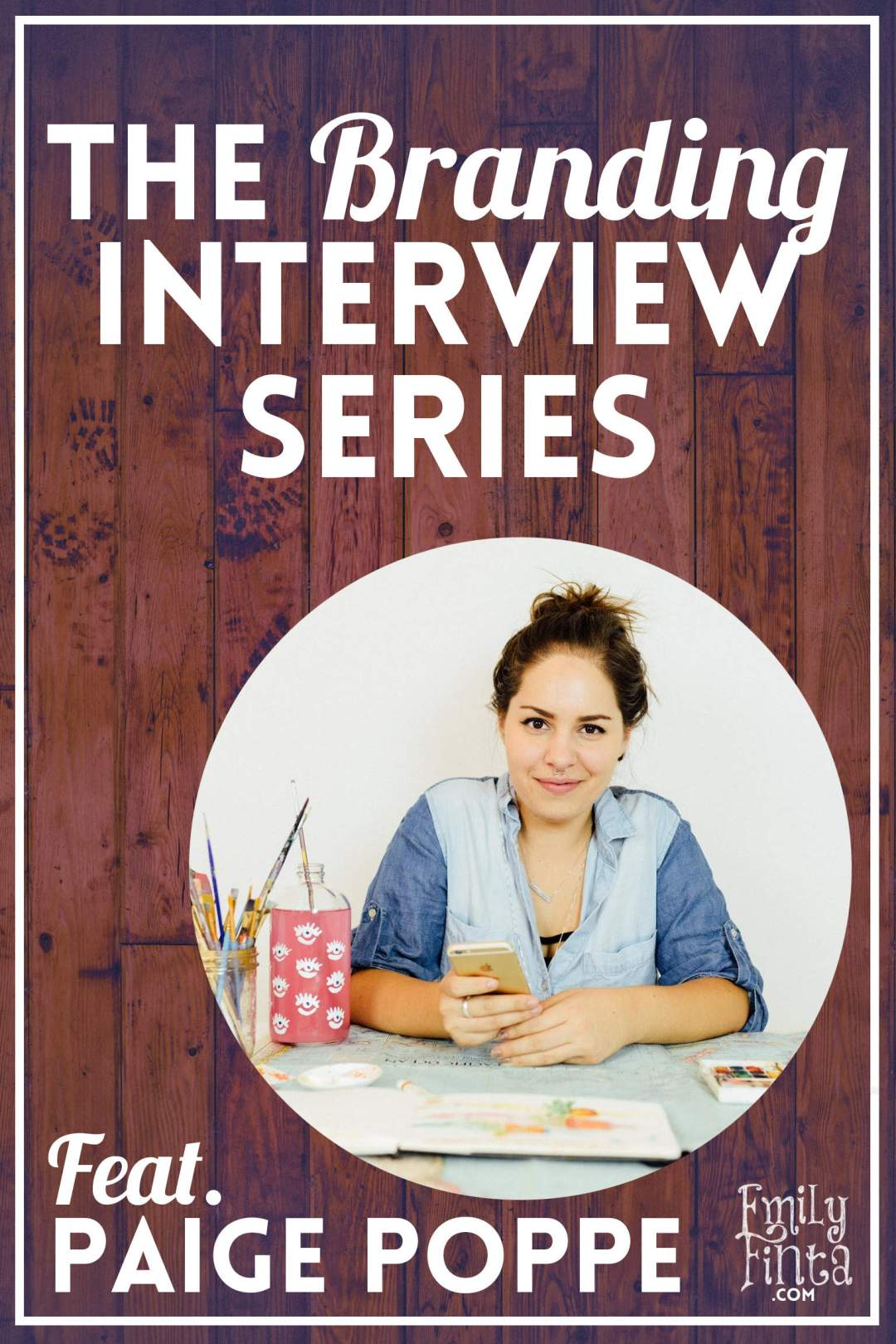 Branding Interview Paige Poppe