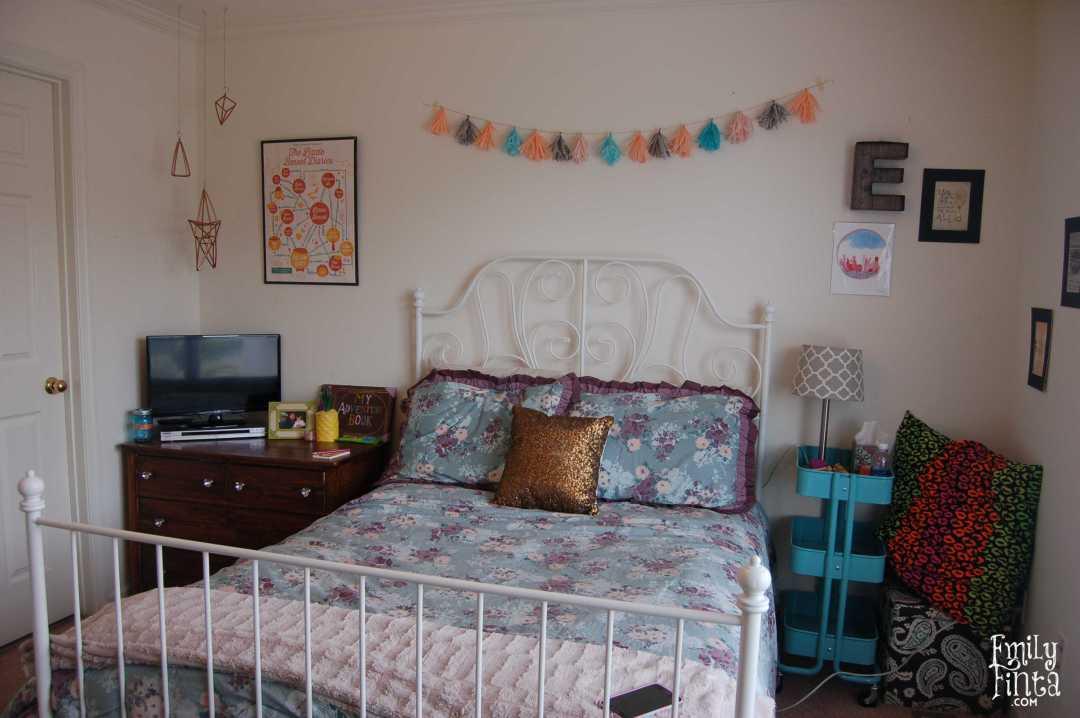 Emily Finta - Apartment Room Tour 1