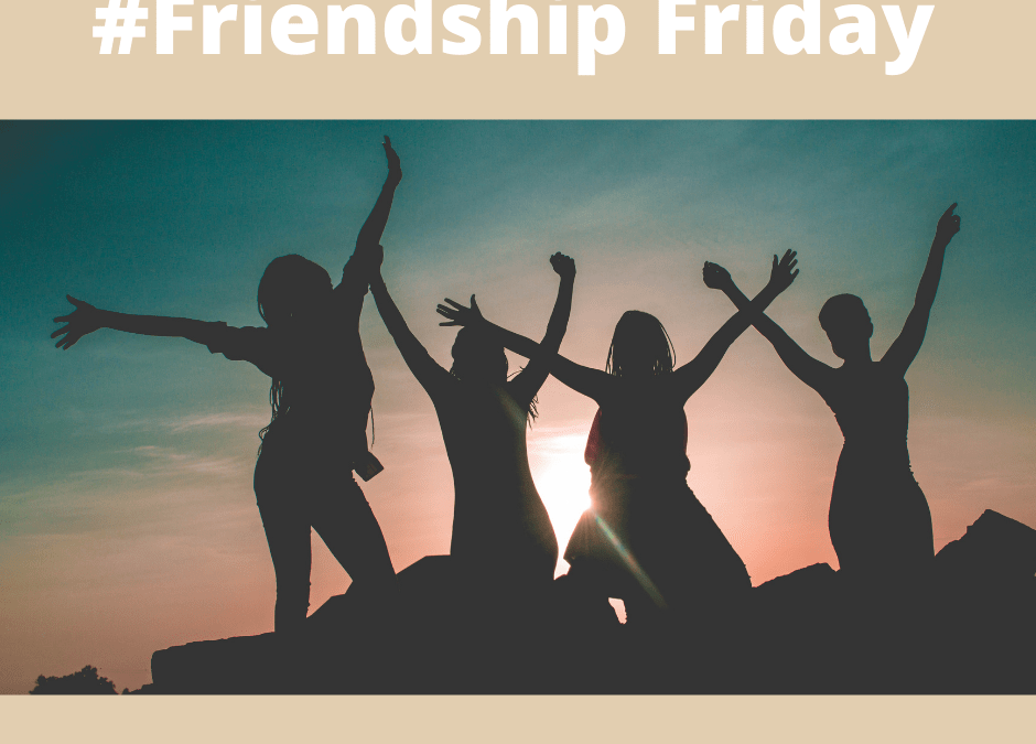 Friendship Friday Meet up on ClubHouse