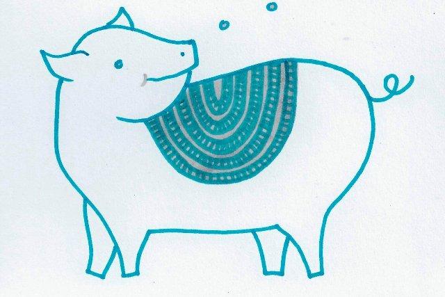 Day 19: Chinese Zodiac