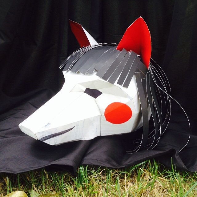 Day 71: Guy Fawkes Fox Costume And Mask