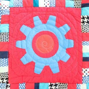 Bright Idea Quilt 5