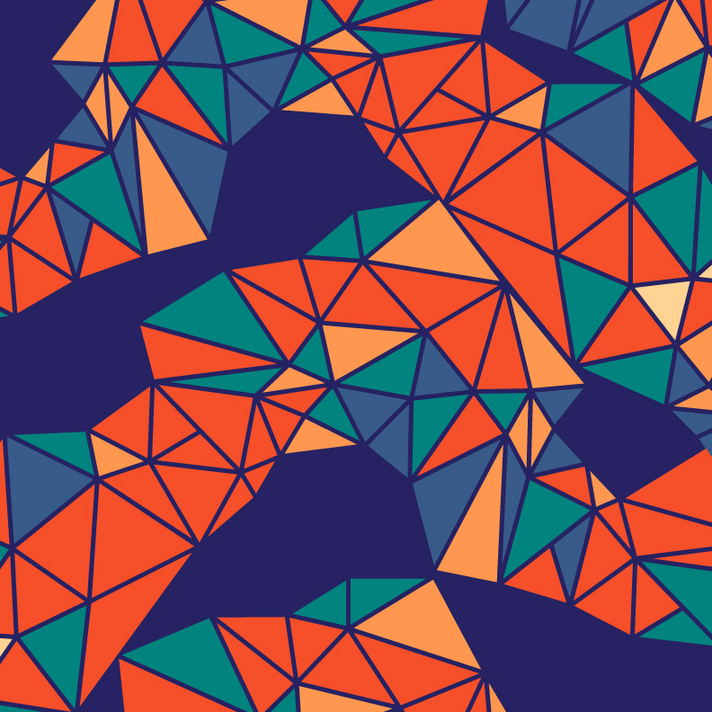 Day 280: Triangle Patterns