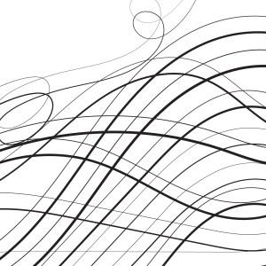 Calligraphic Lines 05