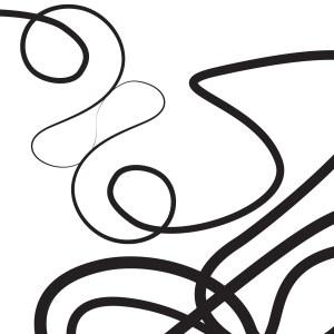 Calligraphic Lines 06