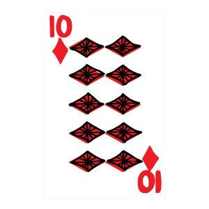 Diamonds 10