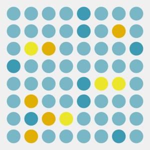 Yayoi Kusama Inspired Dots 01