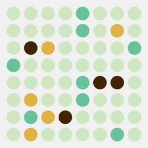 Yayoi Kusama Inspired Dots 02