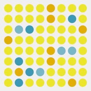 Yayoi Kusama Inspired Dots 06