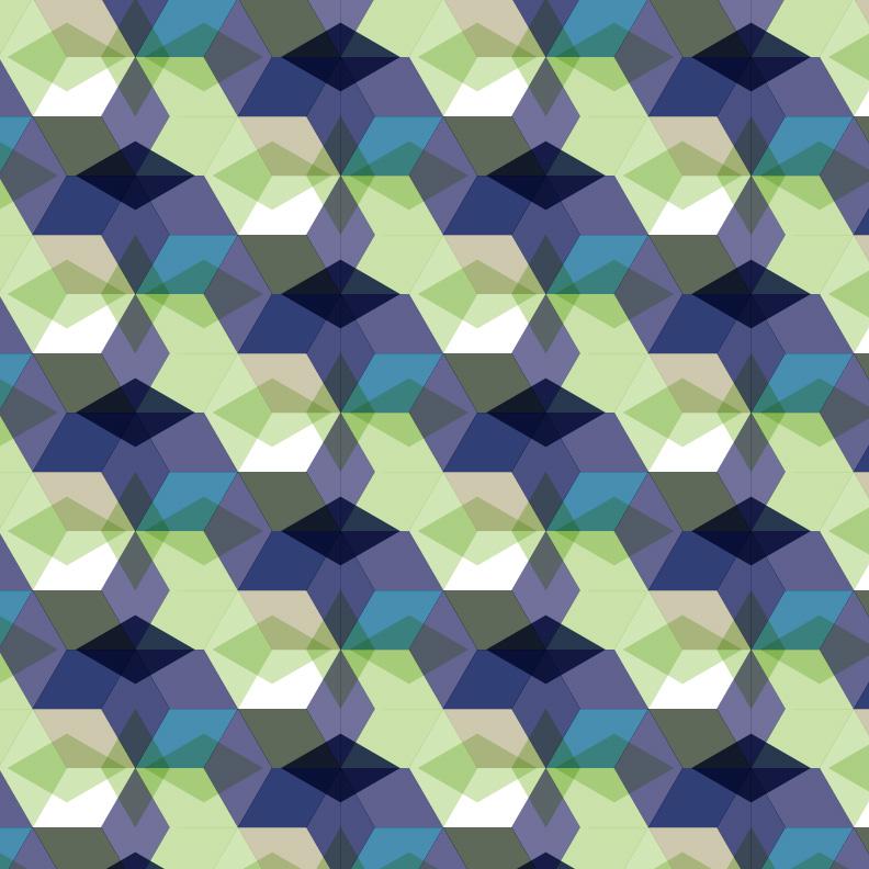 Hex Tile Pattern