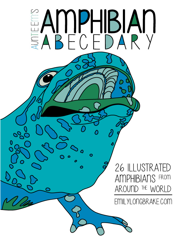 Amphibian Abecedary 31