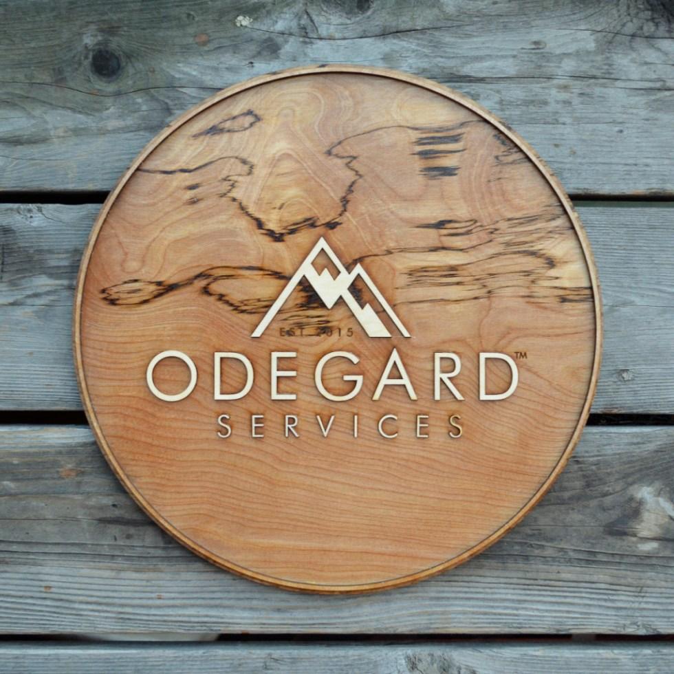 emily longbrake odegard services sign 1
