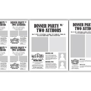 Read Alaska Fireside Books Template Mockup 01