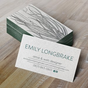 Ocotillo Business Cards