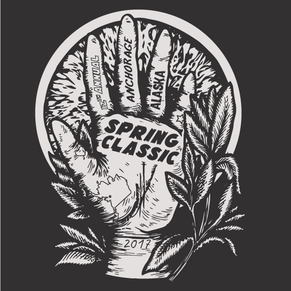 Spring Classic 12 2017 Tshirt Design 4