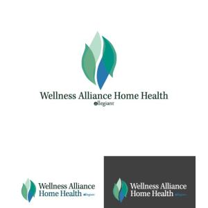 Wellness Alliance Home Health Logo Design Drafts 09
