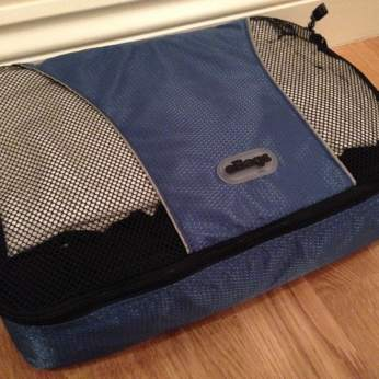how to use ebags packing cubes