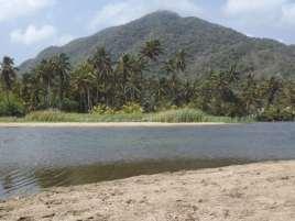 Arrecifes beach