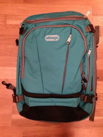 Weekender Bag - Full and Closed