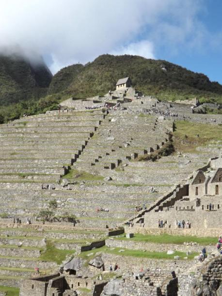 Watchman's Hut, Machu Picchu