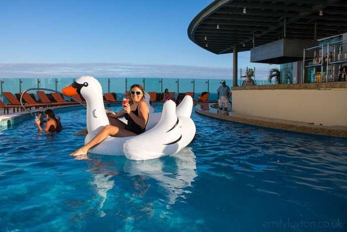 Beach Palace Cancun review