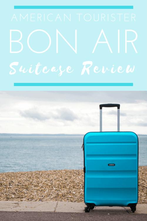 American Tourister Bon Air Review