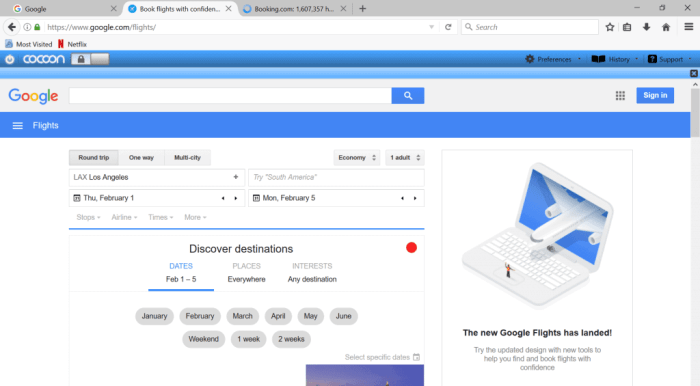 Cocoon Browser review