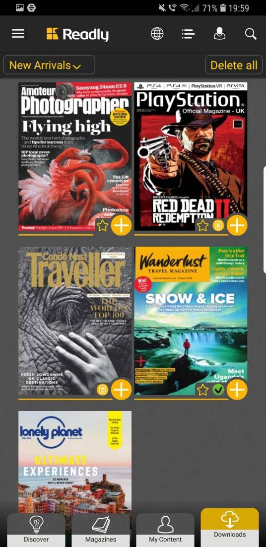 Readly App Review - Reading Magazines on the Go