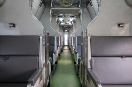 Malaysia to Thailand train