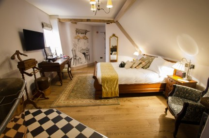 best hotels in dorset