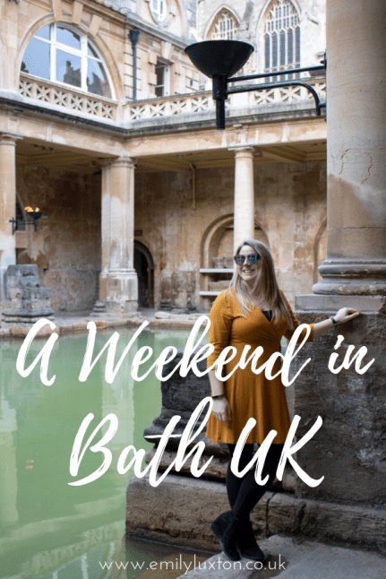 Guide to Bath at the Weekend