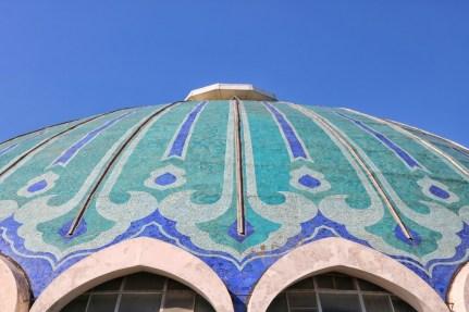 Chorsu Bazaar Tashkent Uzbekistan