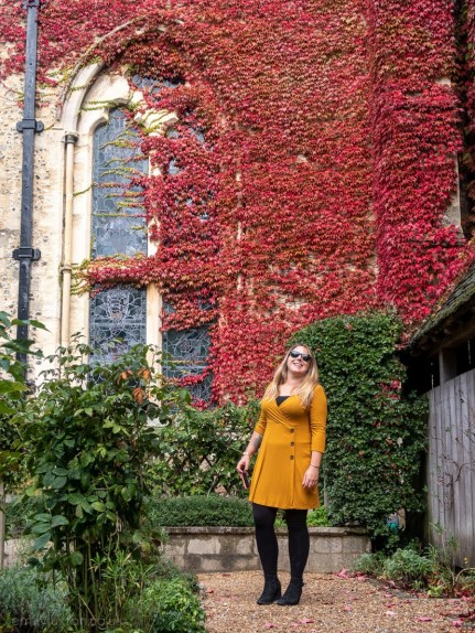 Me-in-the-Great-Hall-Garden-Winchester-England