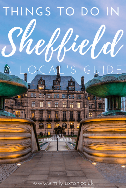 Local's Guide to Sheffield