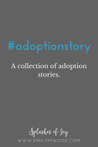 A collection of adoption stories covering a variety topics such as funding, faith, open adoption, support systems, birth mothers, and more.