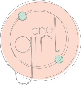one girl logo