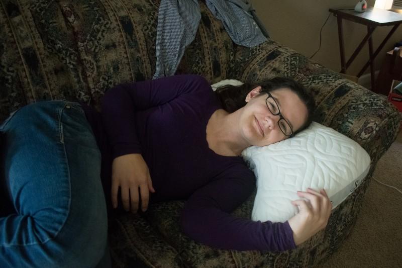 honeydew scrumptious side sleeper