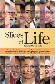 The cover of the book, edited by Walt Harrington. You can buy the book here.
