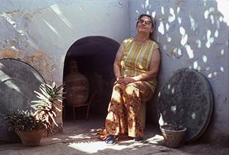 Photo of Naomi Shemi, Tzfat