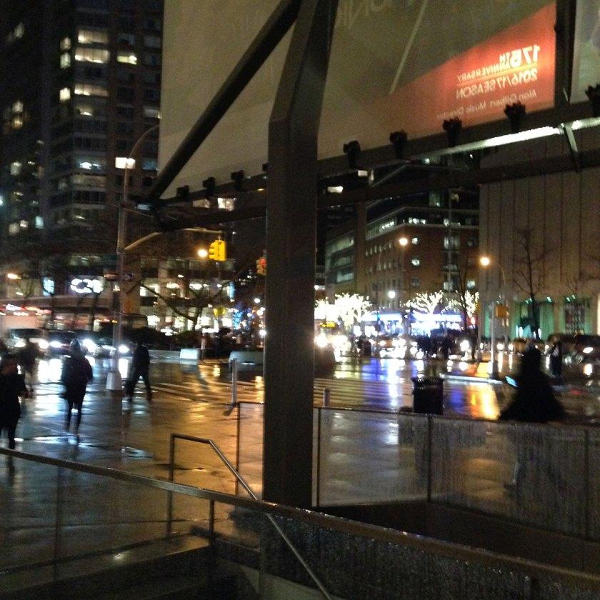 NYC Night